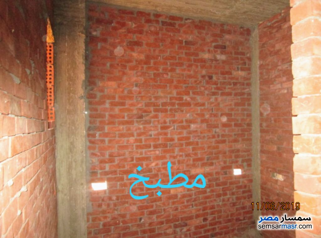 Photo 3 - Apartment 3 bedrooms 1 bath 110 sqm without finish For Sale Dar Al Salaam Cairo