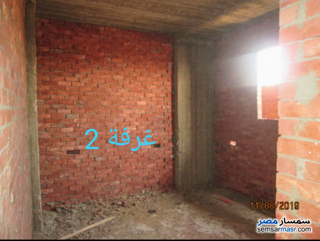 Photo 6 - Apartment 3 bedrooms 1 bath 110 sqm without finish For Sale Dar Al Salaam Cairo