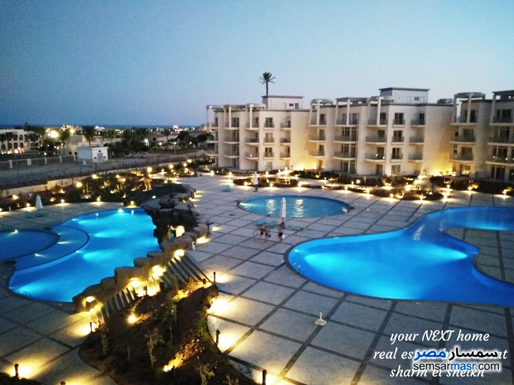 Ad Photo: Apartment 1 bedroom 1 bath 66 sqm extra super lux in Sharm Al Sheikh  North Sinai
