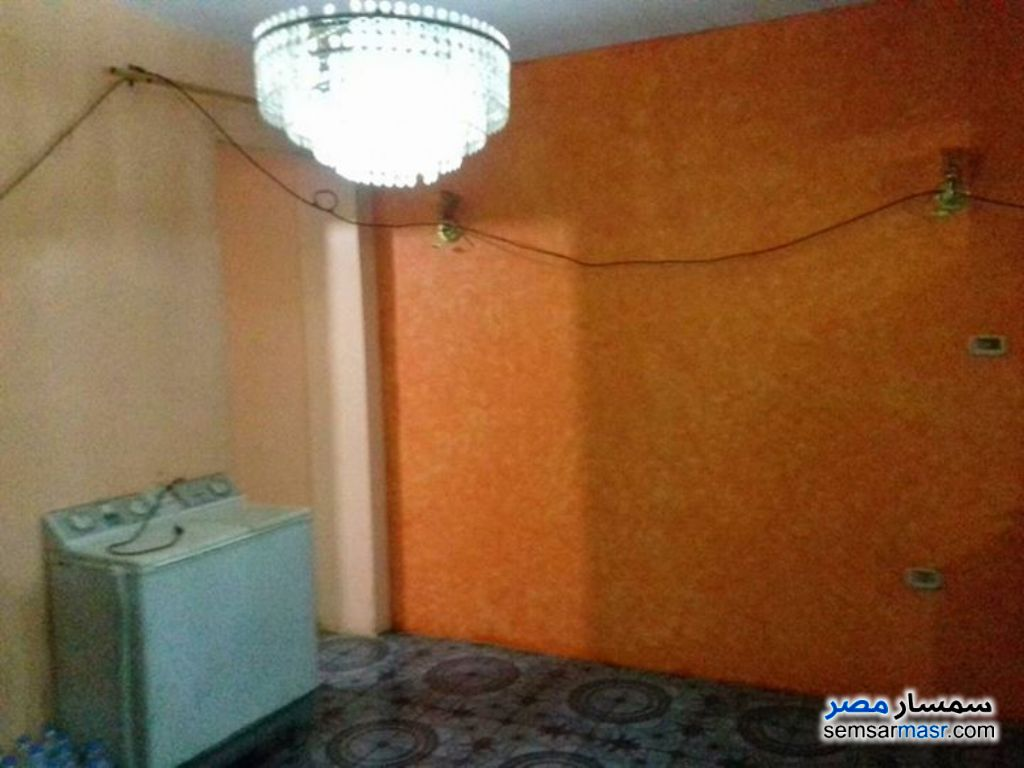 Photo 1 - Apartment 3 bedrooms 1 bath 100 sqm super lux For Sale Haram Giza