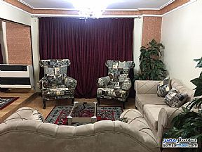 Apartment 2 bedrooms 1 bath 80 sqm super lux For Rent Mohandessin Giza - 1