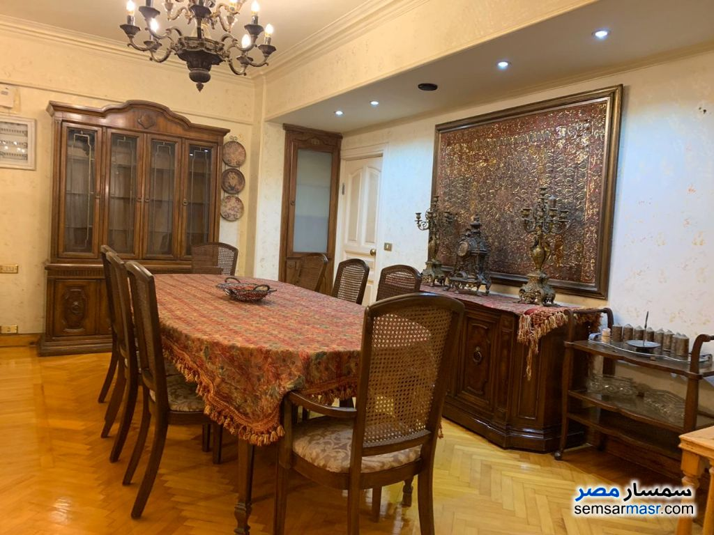 Photo 11 - Apartment 4 bedrooms 3 baths 250 sqm super lux For Rent Zamalek Cairo