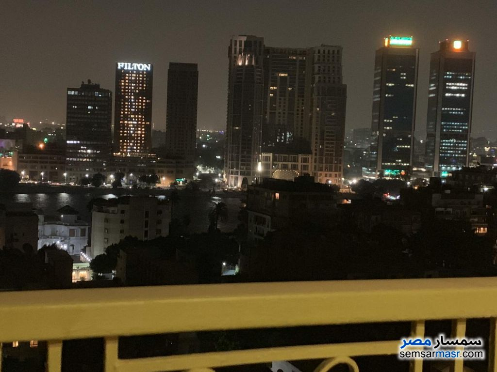 Photo 13 - Apartment 4 bedrooms 3 baths 250 sqm super lux For Rent Zamalek Cairo