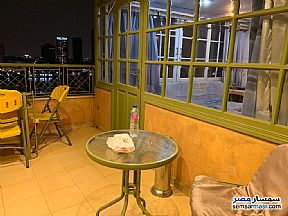 Apartment 4 bedrooms 3 baths 250 sqm super lux For Rent Zamalek Cairo - 17