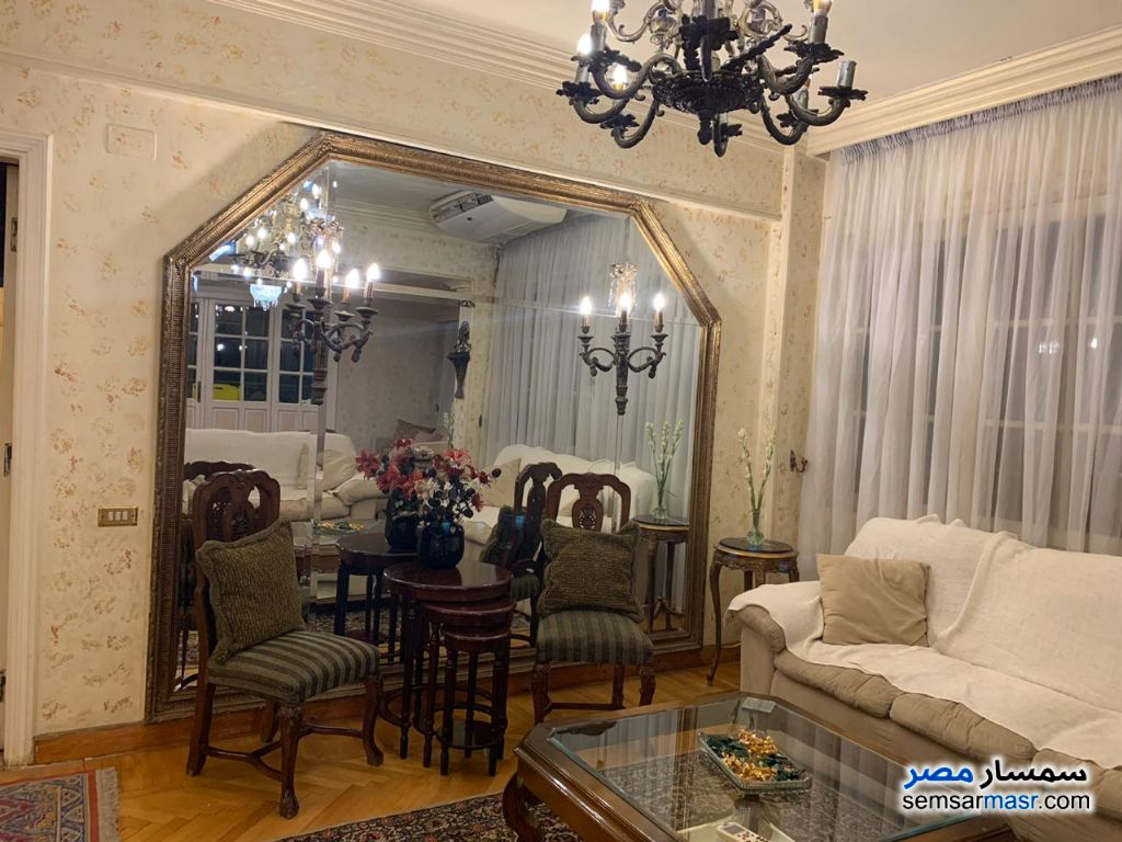 Photo 2 - Apartment 4 bedrooms 3 baths 250 sqm super lux For Rent Zamalek Cairo