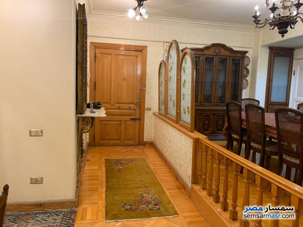 Photo 3 - Apartment 4 bedrooms 3 baths 250 sqm super lux For Rent Zamalek Cairo