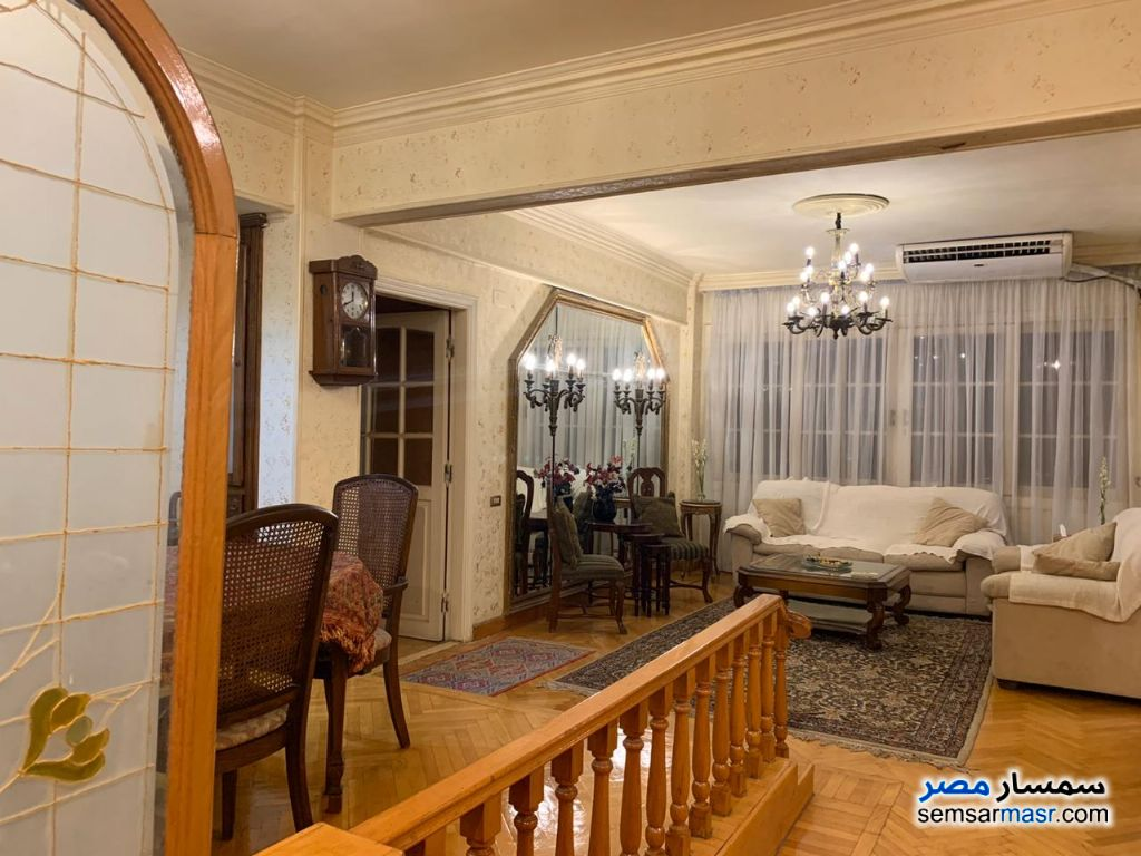 Photo 5 - Apartment 4 bedrooms 3 baths 250 sqm super lux For Rent Zamalek Cairo