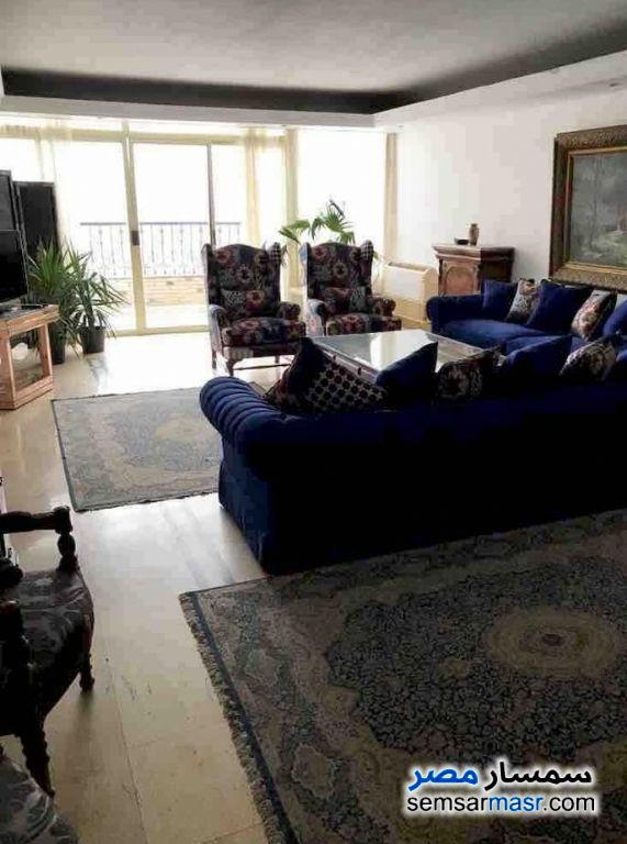 Photo 1 - Apartment 4 bedrooms 3 baths 250 sqm extra super lux For Rent Zamalek Cairo