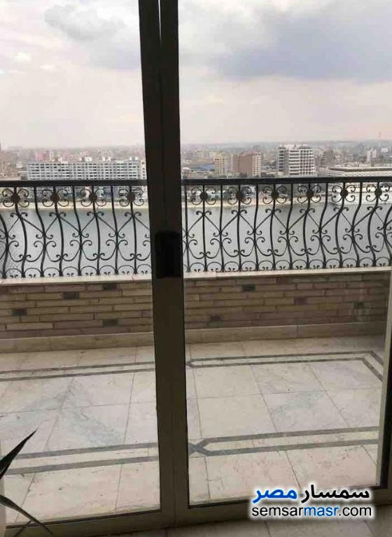 Photo 3 - Apartment 4 bedrooms 3 baths 250 sqm extra super lux For Rent Zamalek Cairo