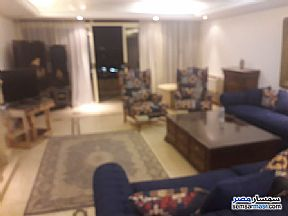 Apartment 4 bedrooms 3 baths 250 sqm extra super lux For Rent Zamalek Cairo - 23