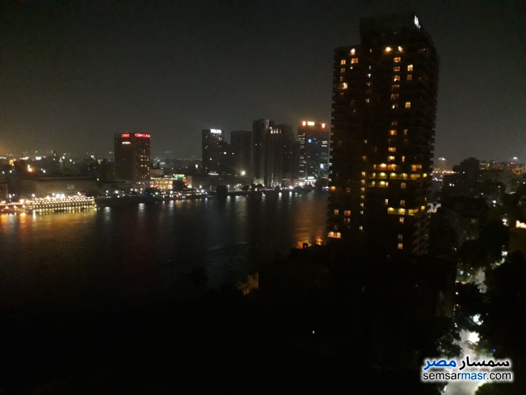Photo 29 - Apartment 4 bedrooms 3 baths 250 sqm extra super lux For Rent Zamalek Cairo