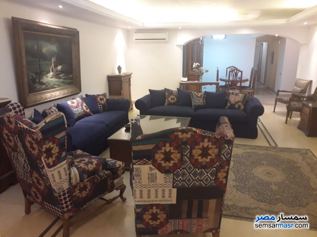 Photo 30 - Apartment 4 bedrooms 3 baths 250 sqm extra super lux For Rent Zamalek Cairo