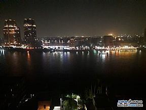 Apartment 4 bedrooms 3 baths 250 sqm extra super lux For Rent Zamalek Cairo - 31
