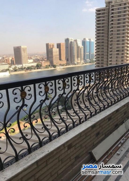 Photo 8 - Apartment 4 bedrooms 3 baths 250 sqm extra super lux For Rent Zamalek Cairo