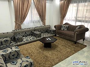 Apartment 3 bedrooms 2 baths 180 sqm extra super lux For Rent Mohandessin Giza - 3