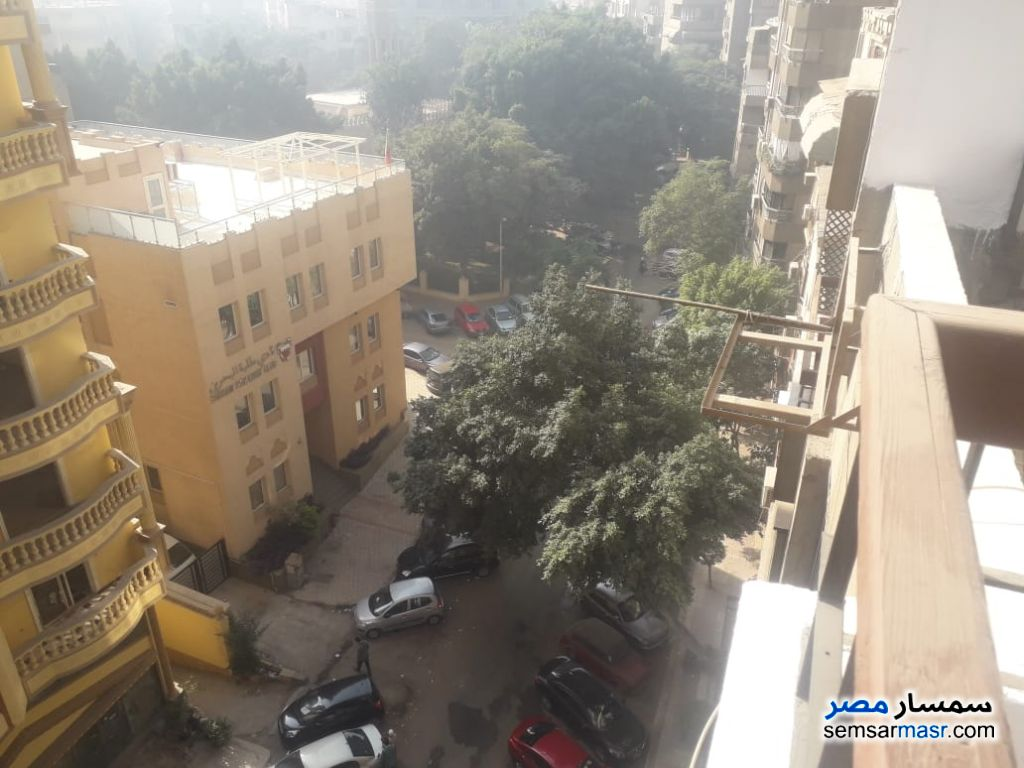 Photo 38 - Apartment 3 bedrooms 2 baths 180 sqm extra super lux For Rent Mohandessin Giza