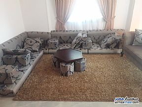 Apartment 3 bedrooms 2 baths 180 sqm extra super lux For Rent Mohandessin Giza - 41