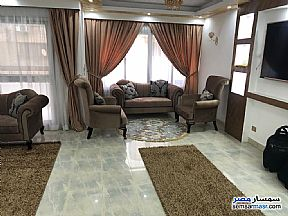 Apartment 3 bedrooms 2 baths 180 sqm extra super lux For Rent Mohandessin Giza - 5