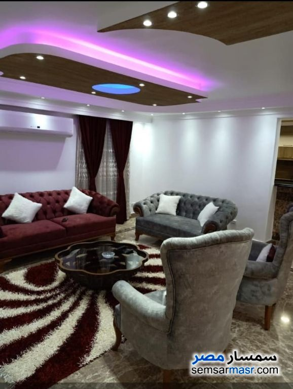Photo 3 - Apartment 3 bedrooms 3 baths 250 sqm extra super lux For Rent Heliopolis Cairo