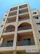 Ad Photo: Apartment 2 bedrooms 2 baths 120 sqm semi finished in October Gardens  6th of October