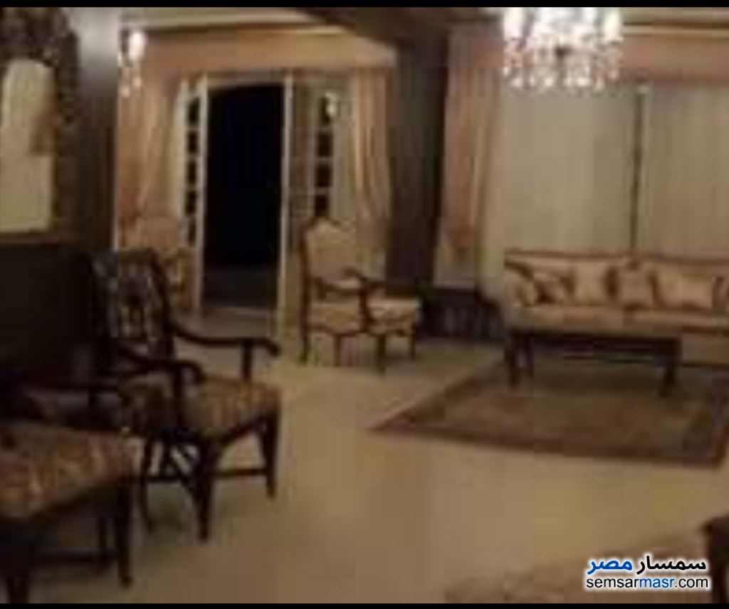 Photo 7 - Apartment 3 bedrooms 2 baths 200 sqm extra super lux For Sale Fifth Settlement Cairo