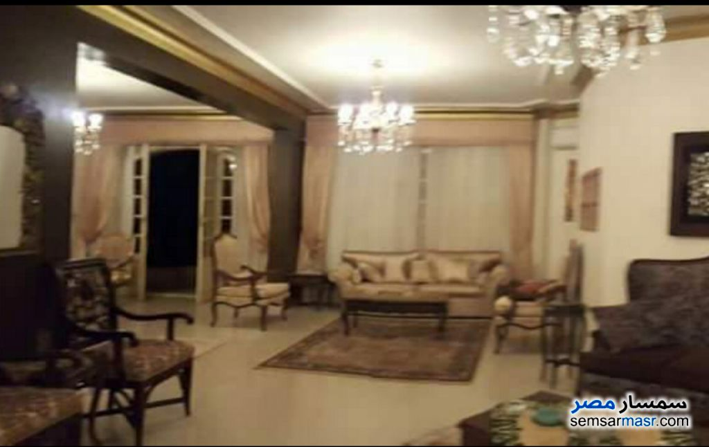 Photo 2 - Apartment 3 bedrooms 2 baths 200 sqm extra super lux For Sale Fifth Settlement Cairo