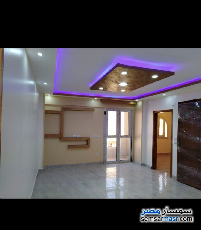 Photo 1 - Apartment 2 bedrooms 1 bath 115 sqm extra super lux For Sale Districts 6th of October