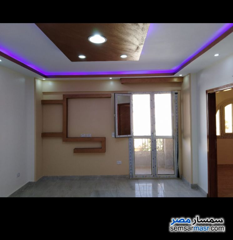 Photo 4 - Apartment 2 bedrooms 1 bath 115 sqm extra super lux For Sale Districts 6th of October