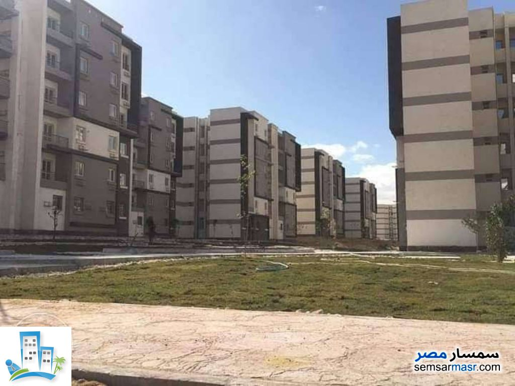 Ad Photo: Apartment 3 bedrooms 1 bath 115 sqm super lux in Badr City  Cairo
