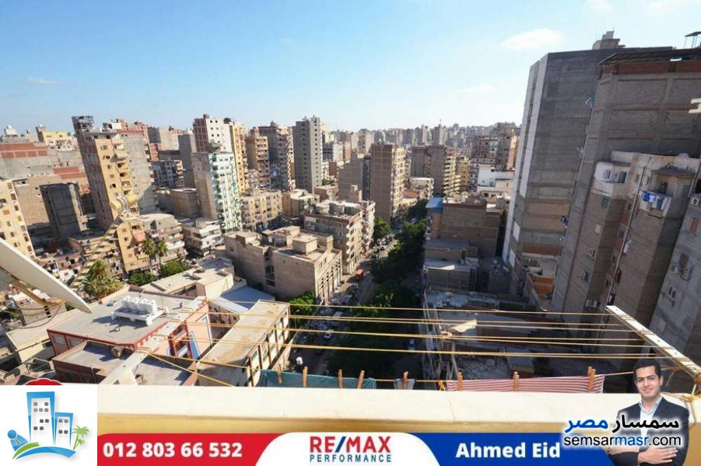 Ad Photo: Apartment 3 bedrooms 1 bath 120 sqm semi finished in Gianaclis  Alexandira