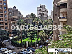 Apartment 3 bedrooms 3 baths 270 sqm lux For Sale Mohandessin Giza - 2