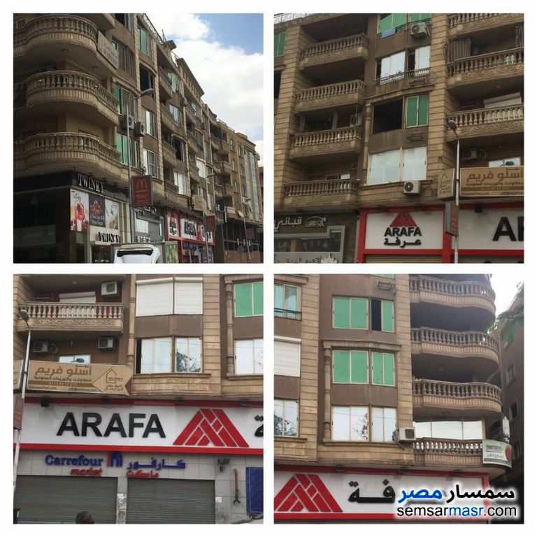 Photo 3 - Apartment 3 bedrooms 2 baths 210 sqm super lux For Sale Markaz Al Giza Giza