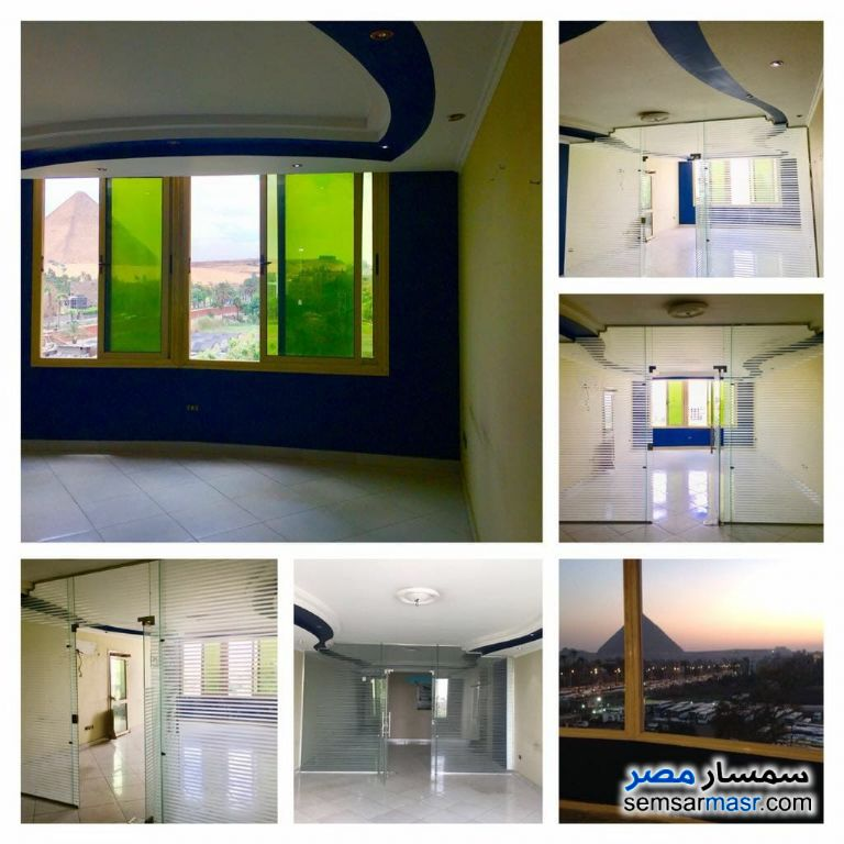 Photo 4 - Apartment 3 bedrooms 2 baths 210 sqm super lux For Sale Markaz Al Giza Giza