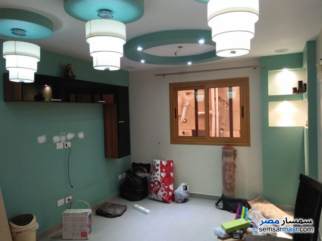 Photo 3 - Apartment 3 bedrooms 2 baths 200 sqm extra super lux For Rent Dokki Giza