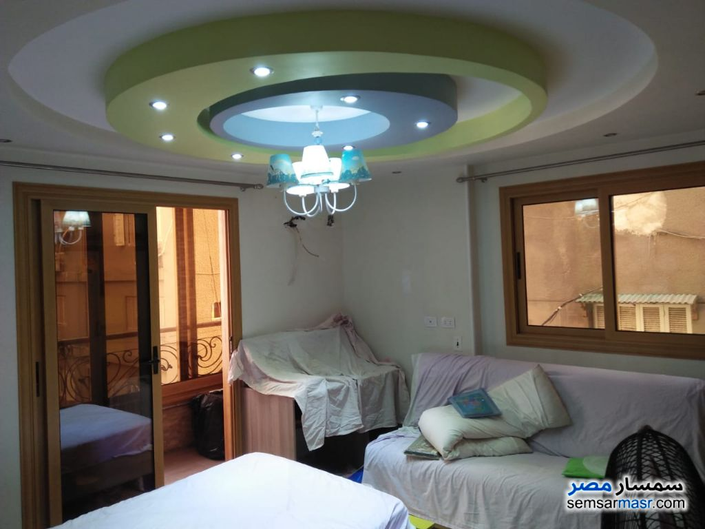 Photo 6 - Apartment 3 bedrooms 2 baths 200 sqm extra super lux For Rent Dokki Giza