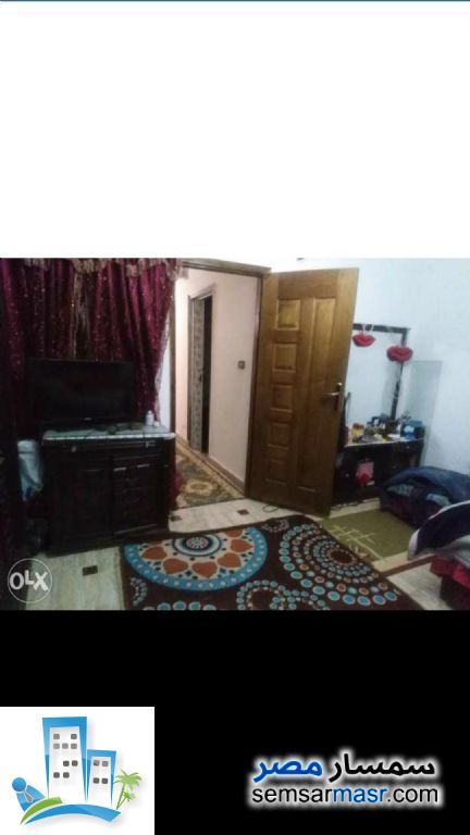 Photo 2 - Apartment 2 bedrooms 1 bath 100 sqm super lux For Rent - Old Law - Faisal Giza