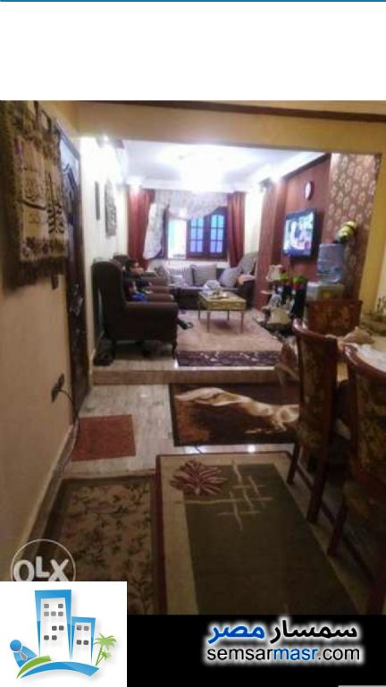 Photo 1 - Apartment 2 bedrooms 1 bath 100 sqm super lux For Rent - Old Law - Faisal Giza