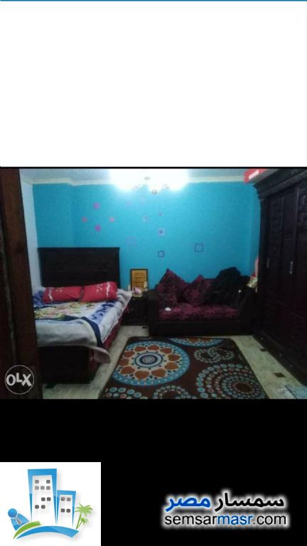 Apartment 2 bedrooms 1 bath 100 sqm super lux For Rent - Old Law - Faisal Giza - 3