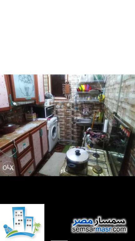 Apartment 2 bedrooms 1 bath 100 sqm super lux For Rent - Old Law - Faisal Giza - 5