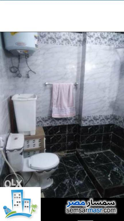 Apartment 2 bedrooms 1 bath 100 sqm super lux For Rent - Old Law - Faisal Giza - 7