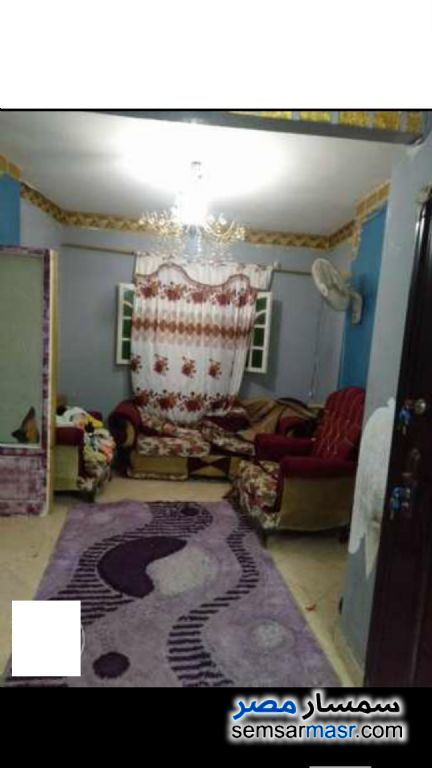 Ad Photo: Apartment 2 bedrooms 1 bath 95 sqm lux in Giza