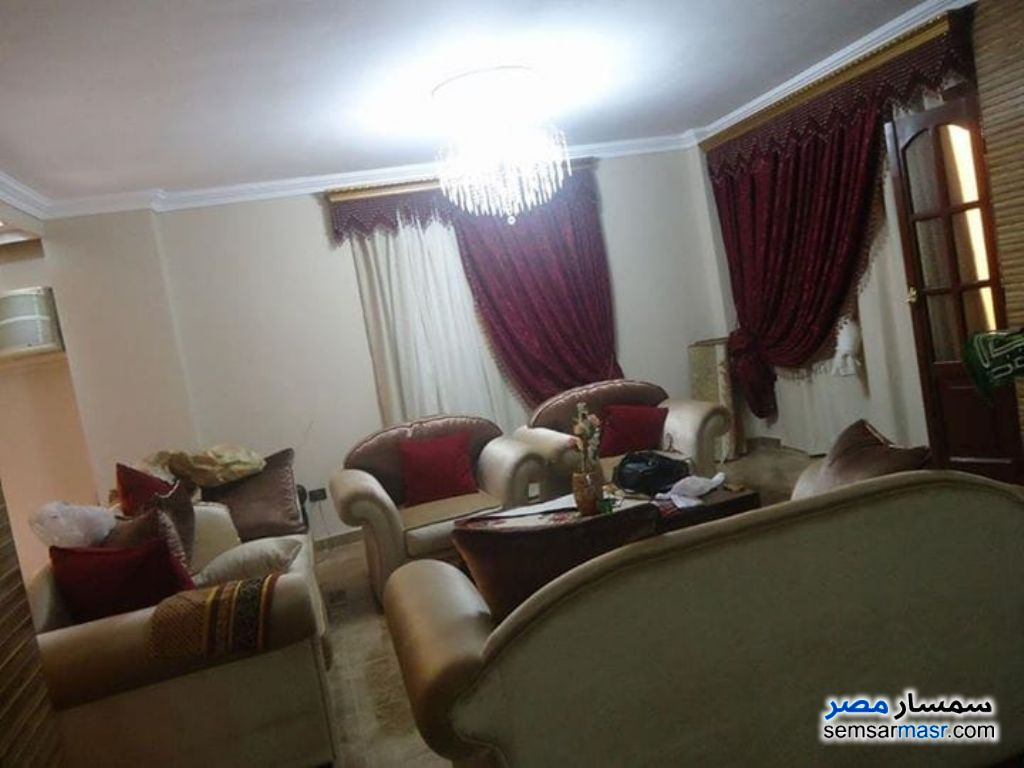 Photo 7 - Apartment 3 bedrooms 3 baths 230 sqm super lux For Sale Districts 6th of October