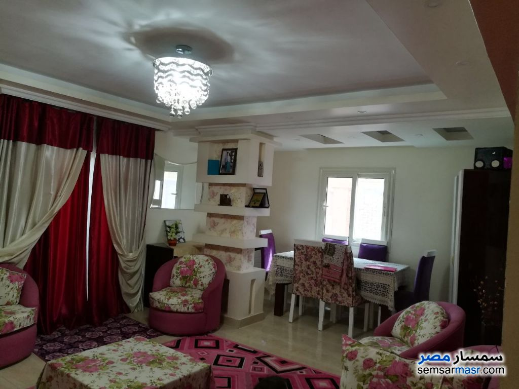 Photo 6 - Apartment 2 bedrooms 1 bath 120 sqm extra super lux For Sale Districts 6th of October