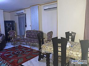 Apartment 2 bedrooms 1 bath 140 sqm super lux For Rent Mohandessin Giza - 9