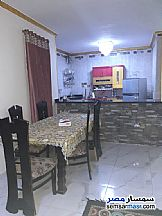 Apartment 2 bedrooms 1 bath 140 sqm super lux For Rent Mohandessin Giza - 12