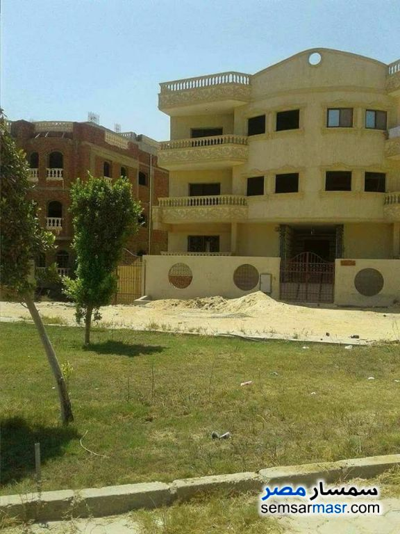 Photo 3 - Apartment 3 bedrooms 2 baths 210 sqm semi finished For Sale El Ubour City Qalyubiyah