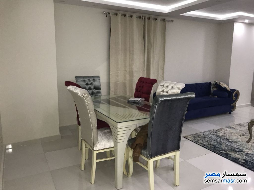 Photo 12 - Apartment 3 bedrooms 1 bath 200 sqm super lux For Rent Mohandessin Giza