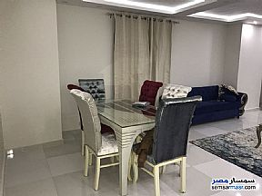 Apartment 3 bedrooms 1 bath 200 sqm super lux For Rent Mohandessin Giza - 12
