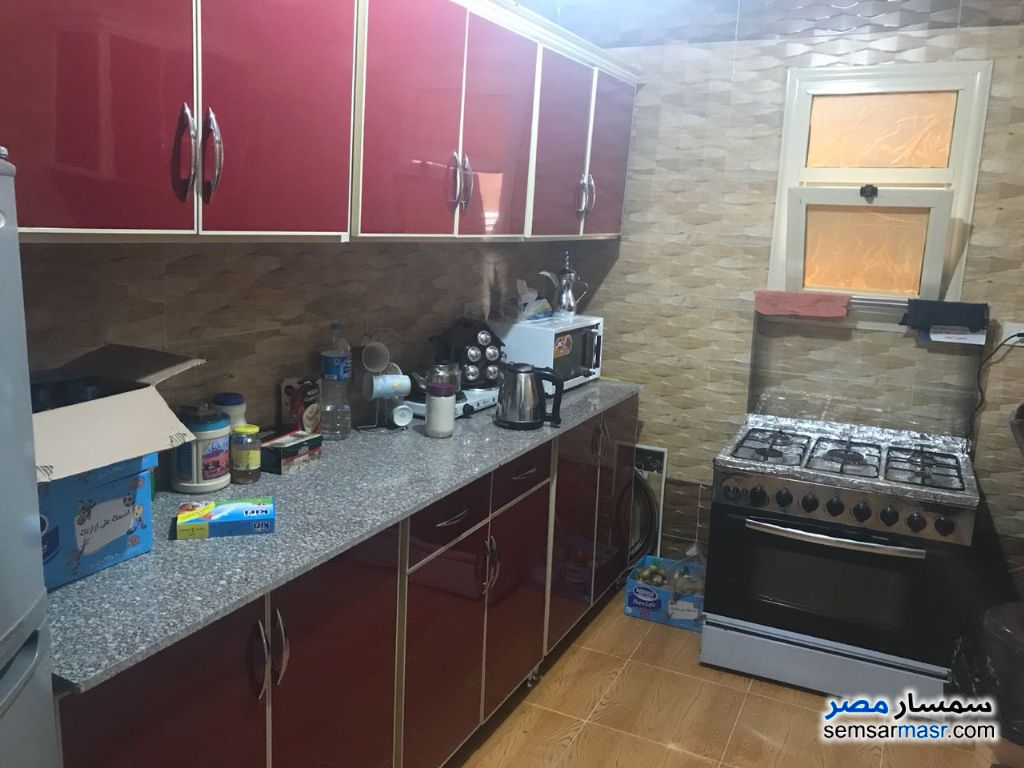 Photo 13 - Apartment 3 bedrooms 1 bath 200 sqm super lux For Rent Mohandessin Giza