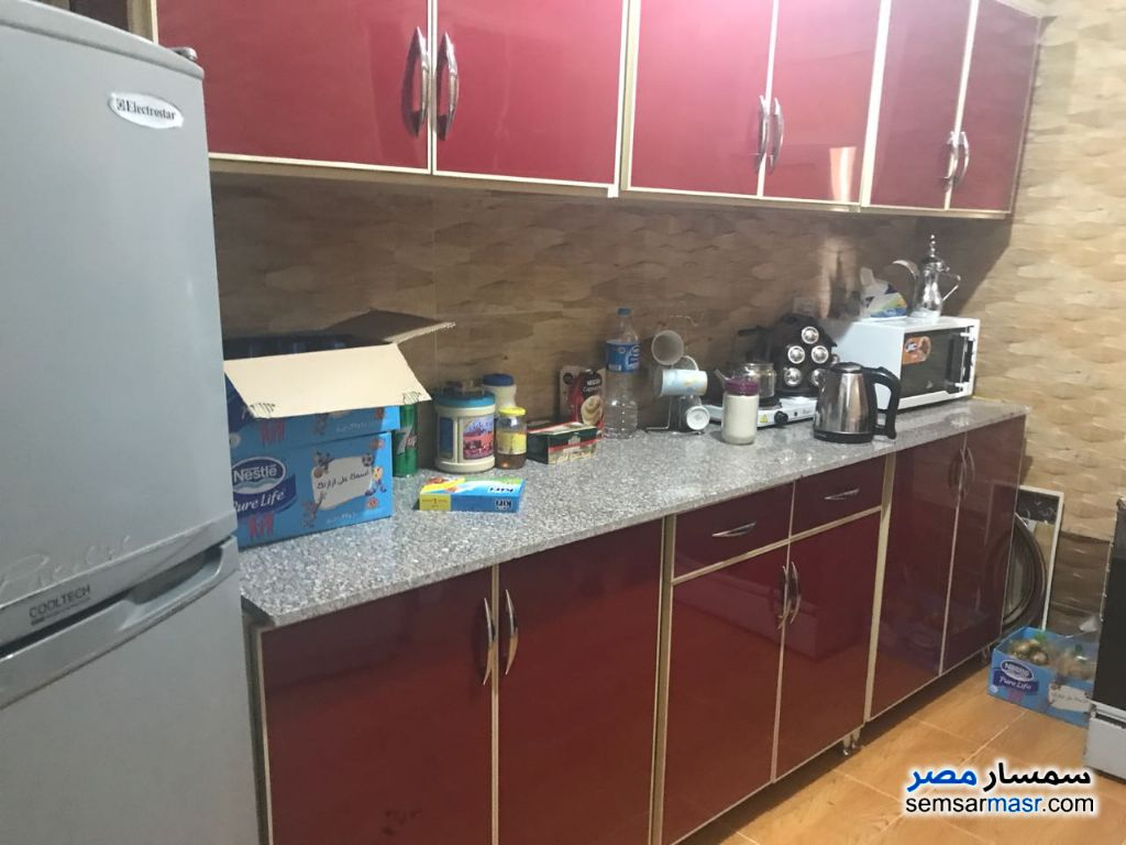 Photo 4 - Apartment 3 bedrooms 1 bath 200 sqm super lux For Rent Mohandessin Giza